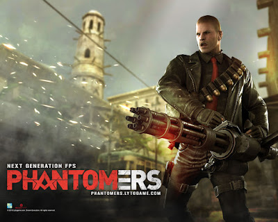 Kumpulan Wallpaper Game Online - Phantomers Online Indonesia