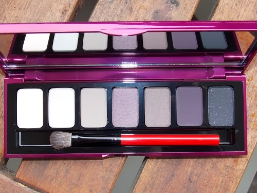 smashbox fade out, palette smashbox, palette fade out, blogueuse beauté