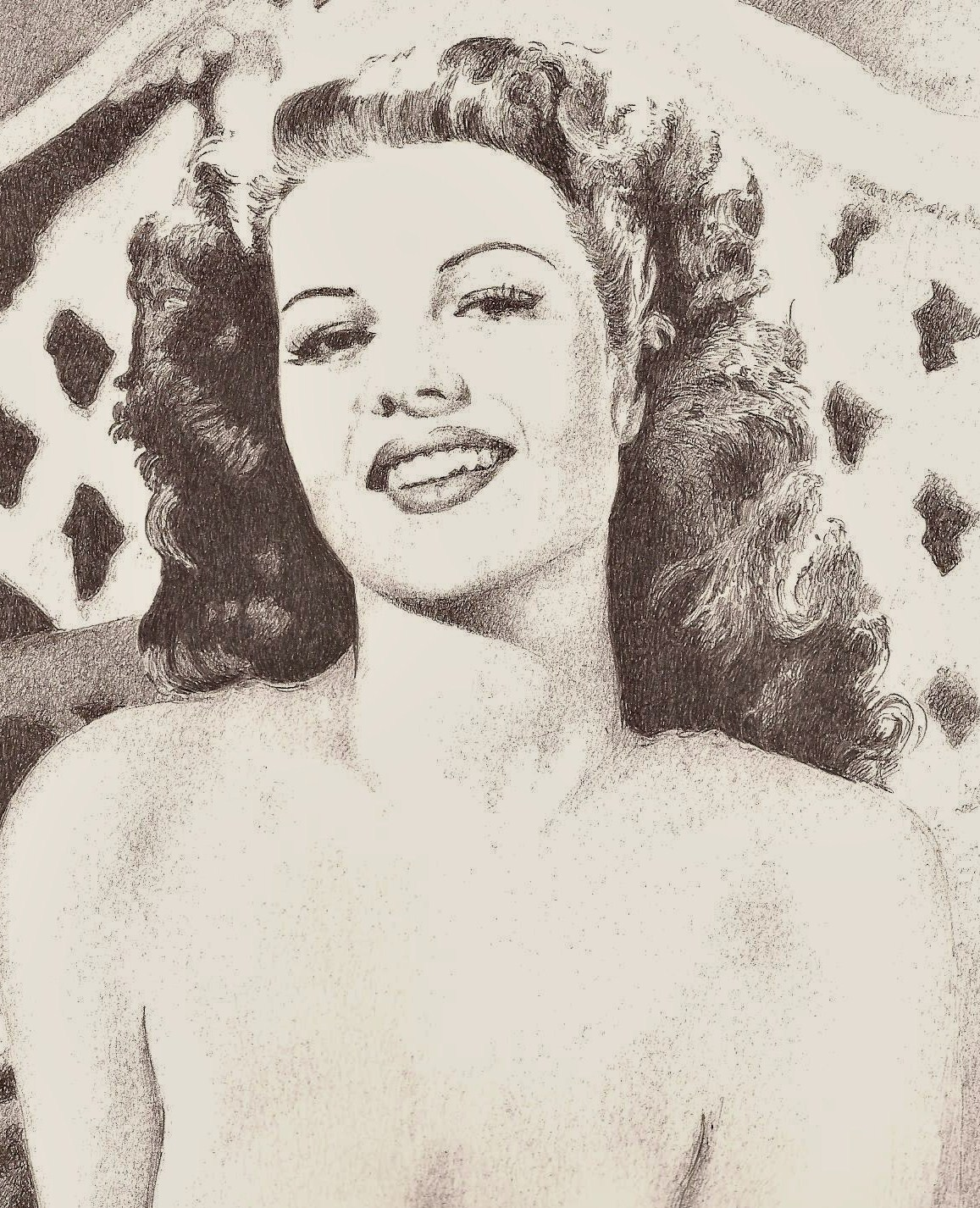 Rita hayworth porn cartoon videos