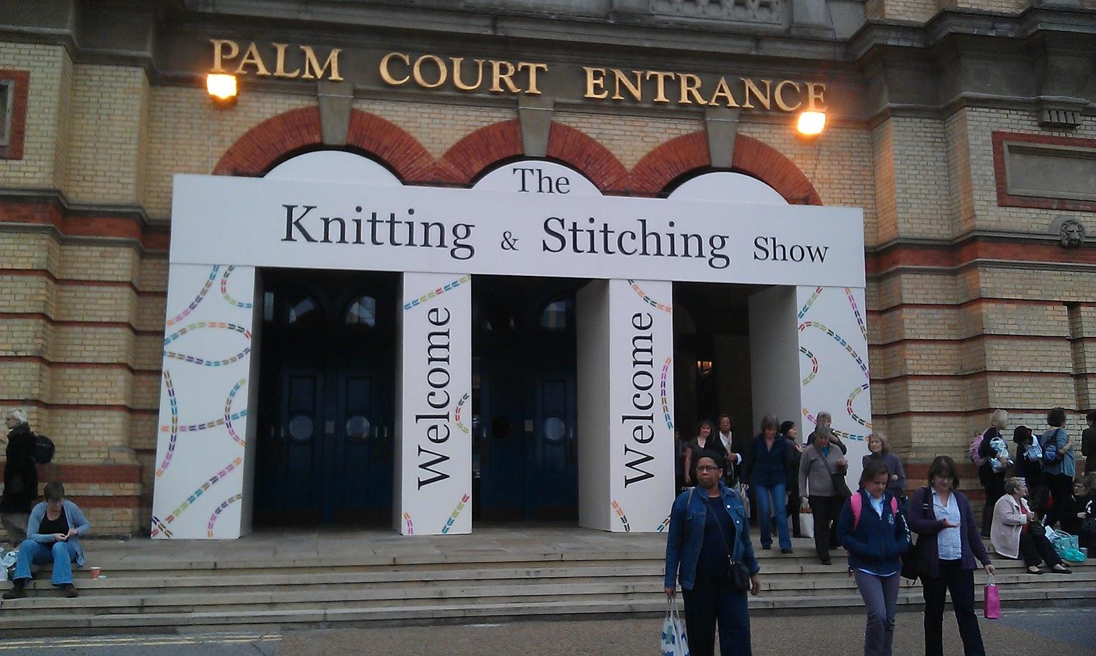Knitting And Stitching Show 2017 Ally Pally : Nicole Needles: Ally Pally Knitting and Stitching Show