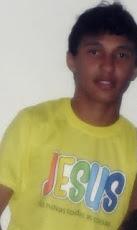 Vice Presidente dos Jovens Adixon Alves