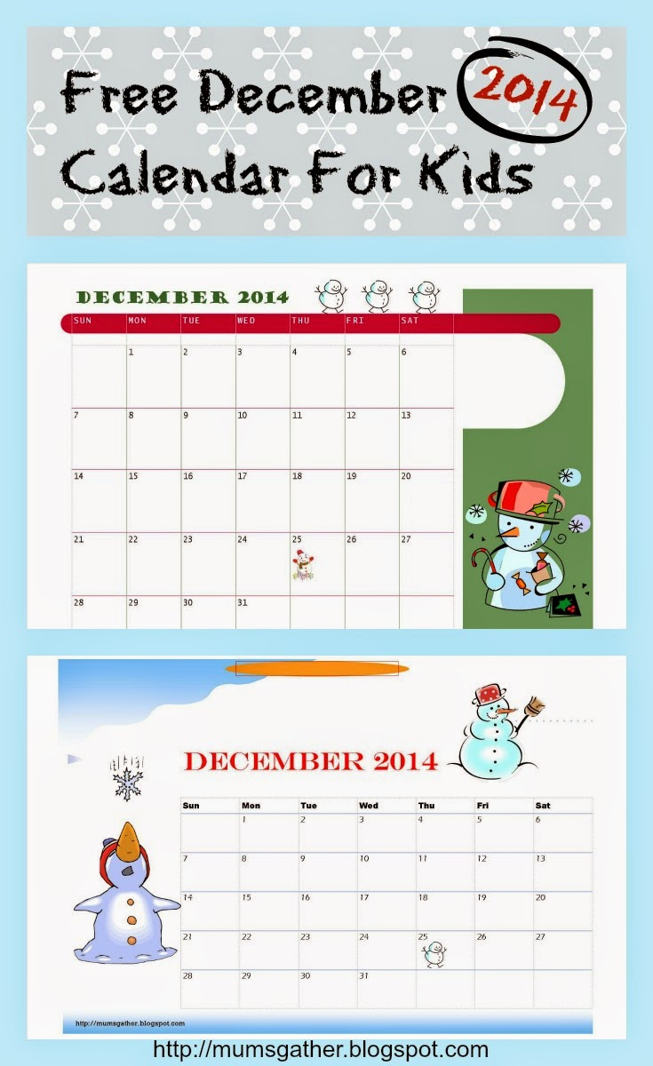 Kids Calendar Design : Free printable october calendar for kids halloween