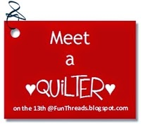 I was on Meet A Quilter