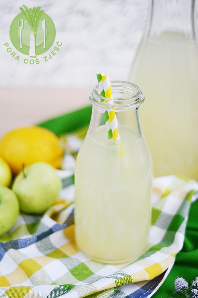 Lemoniada z jabłek