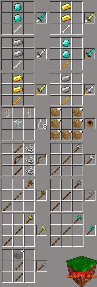 AgeCraft Adventure Mod crafteos