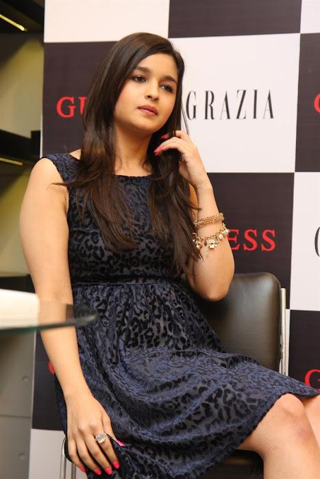 alia bhatt unveils grazia magazine party special issue. unseen pics