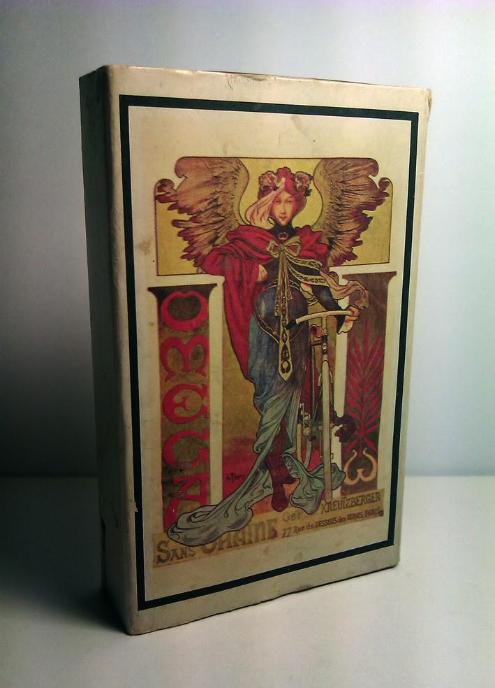 caja de cerillas antigua, colección