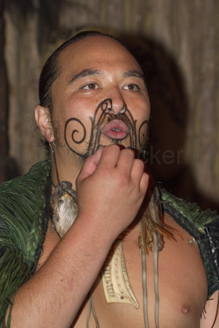 Maori Tattoos on Mongga Blog  Maori Tattoos