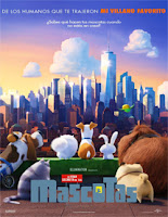 La Vida Secreta de tus Mascotas (2016) (The Secret Life of Pets)