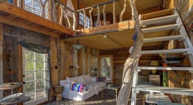 Hippie Haus in Malibu - Aussteigen auf höchstem Niveau