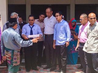 Kompleks Imtiaz|Menteri Pendidikan II Dato Seri Idris Jusuh