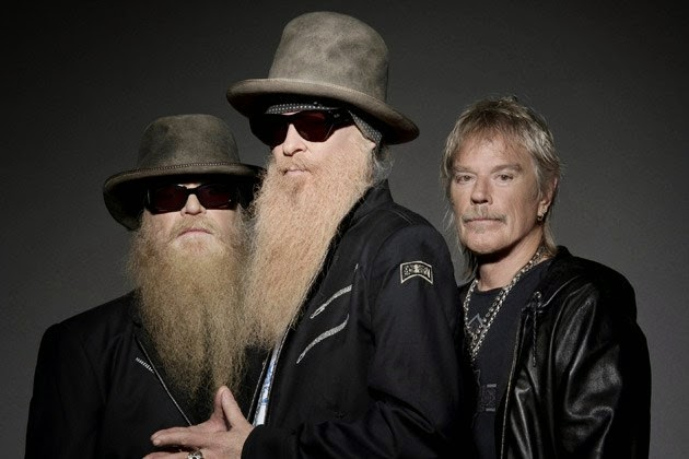 zz top - band
