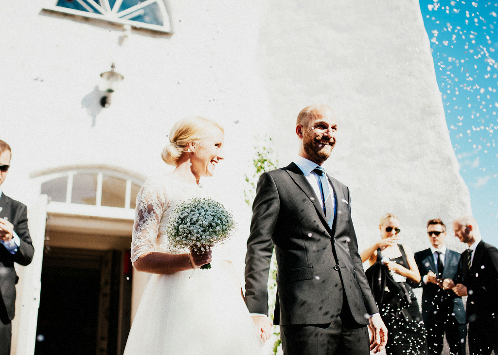 Bröllopsfotograf Laholm Halmstad