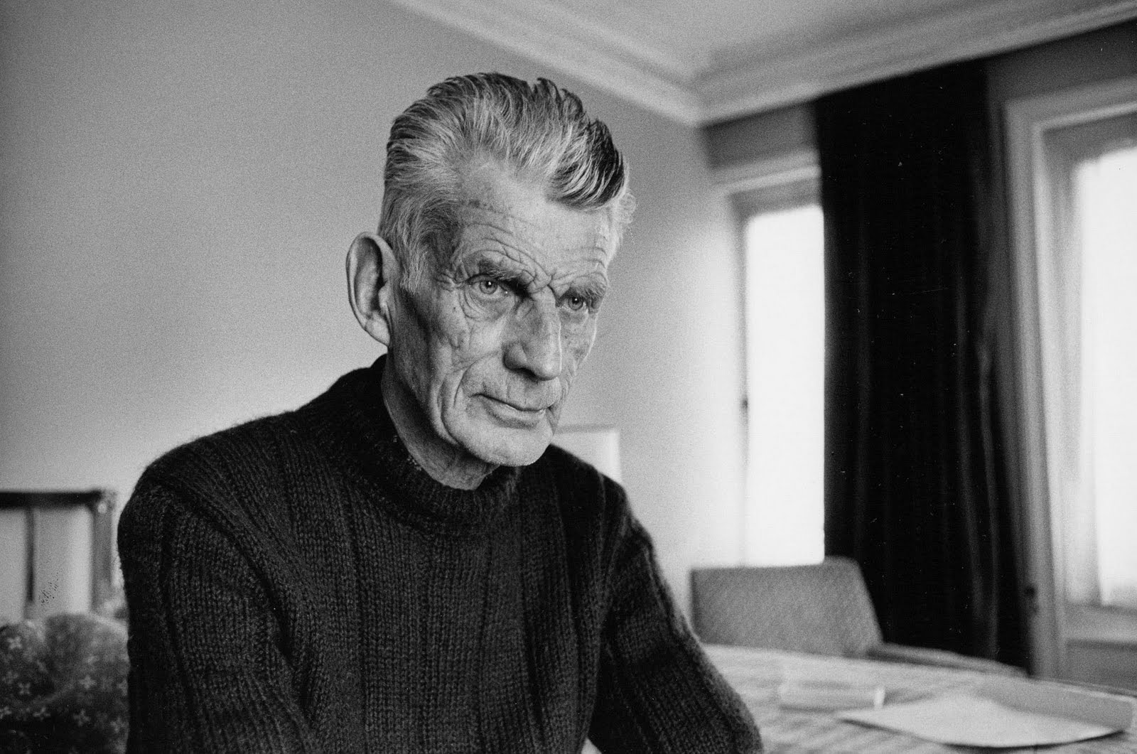 samuel beckett Samuel beckett was born in dublin in 1906 he was educated at portora royal  school and trinity college, dublin, where he graduated in 1927 his made his.