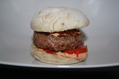 ricetta hamburger leggero