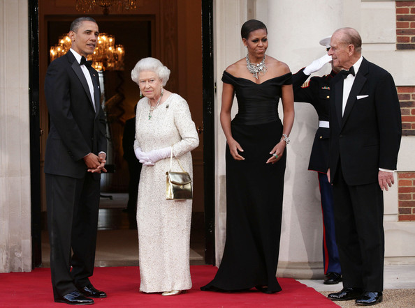 As If Michelle Obama Couldn't Dazzle Us Any Further…