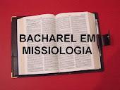 BACHAREL EM MISSIOLOGIA