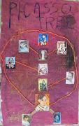 Picasso: manualidades para niños/as varies