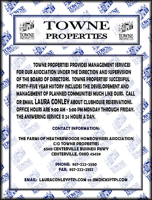 TOWNE PROPERTIES CONTACT INFO