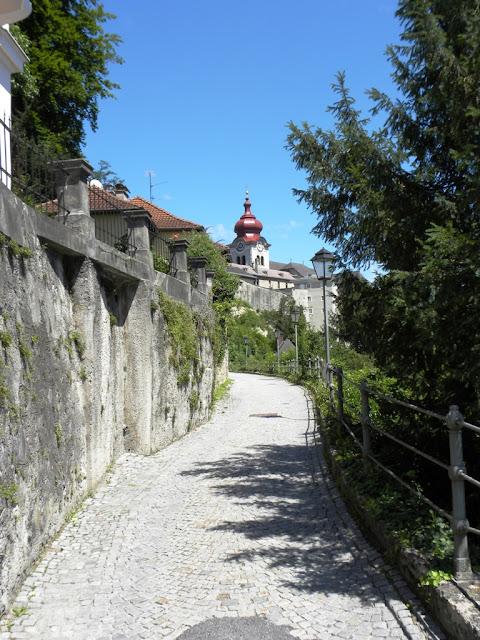 Stiftskirche Salzburg