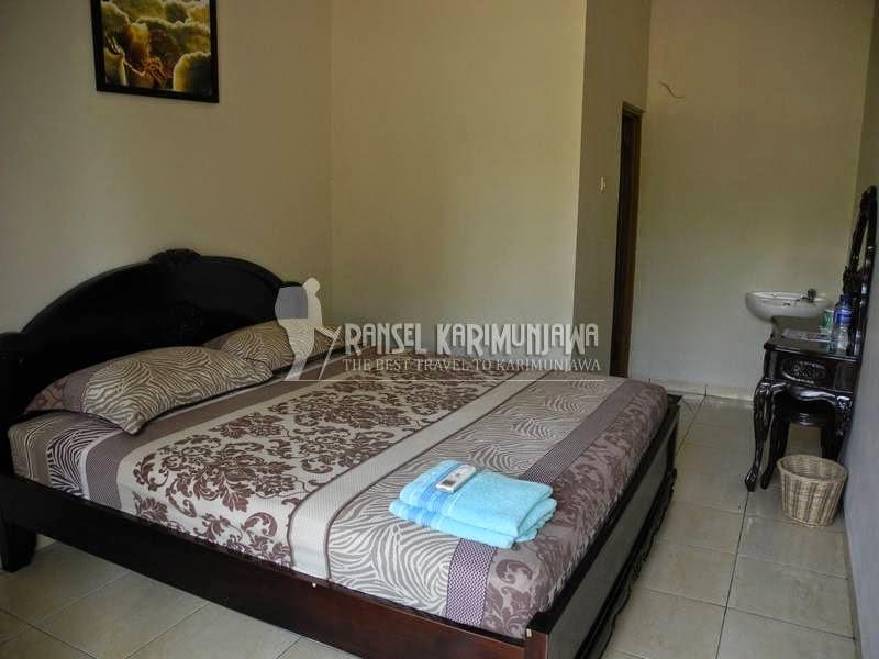 the kelapa standar AC room