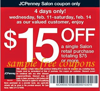 JcPenney Coupons May 2014