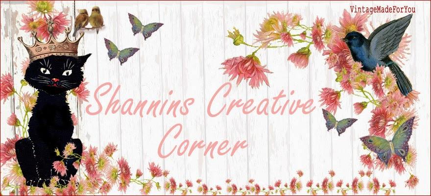 Shannins Creative Corner