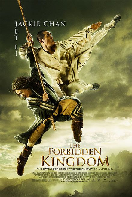 The Forbidden Kingdom (Vua Kung Fu) (2008) - L Lin Kit, Thnh Long
