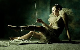 Marionete bondage BDSM