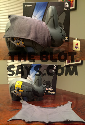 "Entertainment Earth Sponsored Toy Review DC Comics x Kidrobot Labbit 7"" Vinyl Figures - Batman and The Joker"