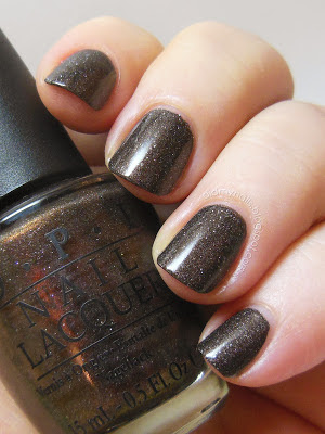 OPI My Private Jet swatch