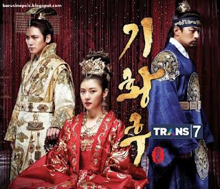 Drama Korea EMPRESS KI Tayang di TRANS7 !