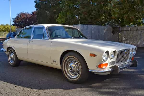 Jaguar v8 conversion for sale