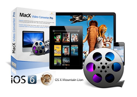 Download MacX Video Converter Pro For Free