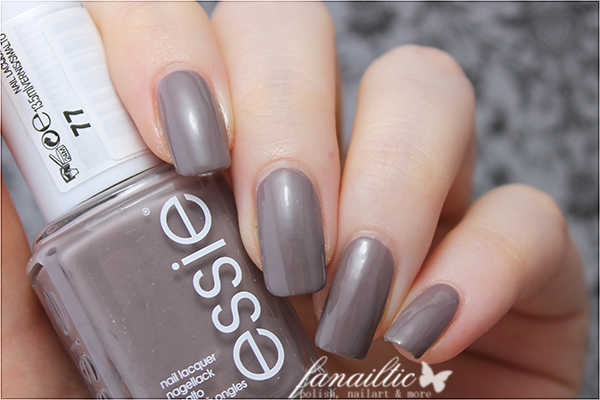 "essie ""chinchilly"""
