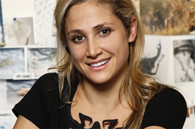 Michael Ovitz's daughter Kimberly Ovitz