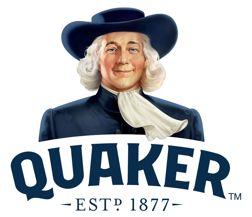 Quaker sponsored blogger