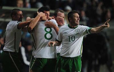 Estonia 0 - 4 Rep. of Ireland (1)