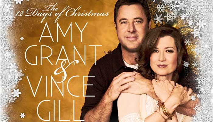 twelve days of christmas with amy and vince - Amy Grant Home For Christmas