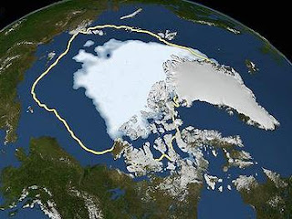 Climate Change Effects in Arctic