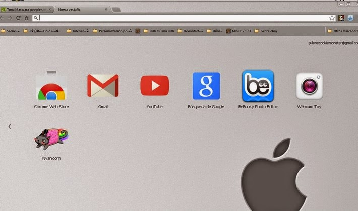 Google Chrome for Mac 40.0.2214.94 Free Download