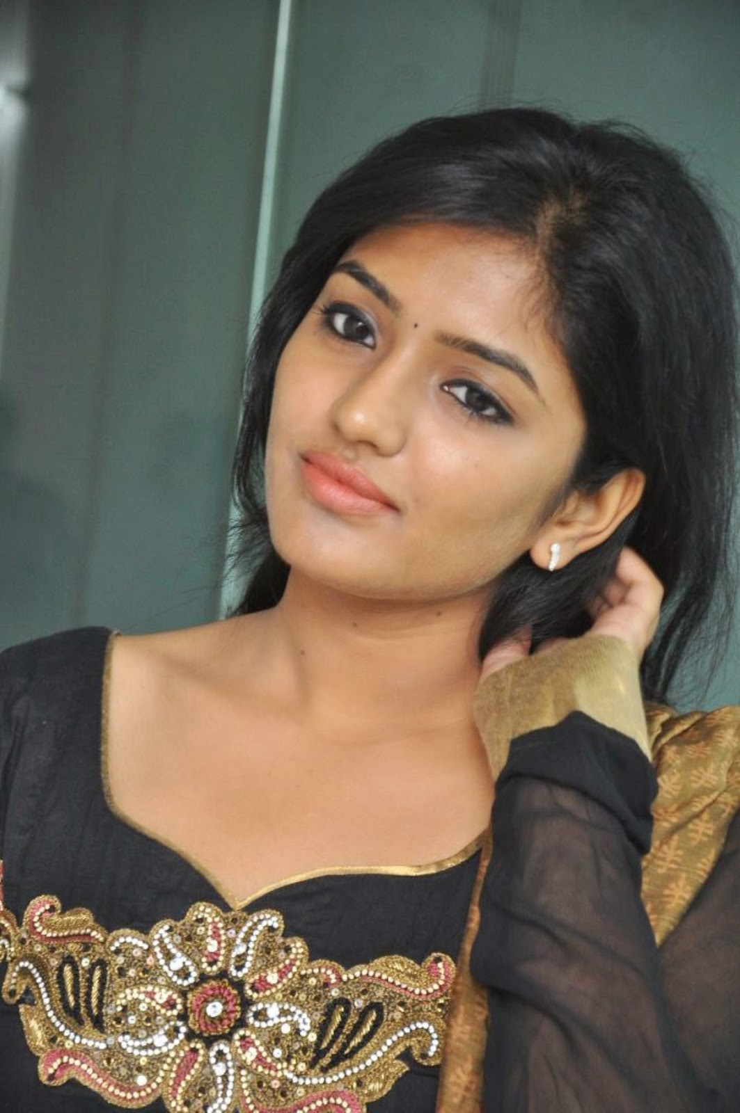 tamil actress eesha latest beautiful churidar stills cine gallery share this article