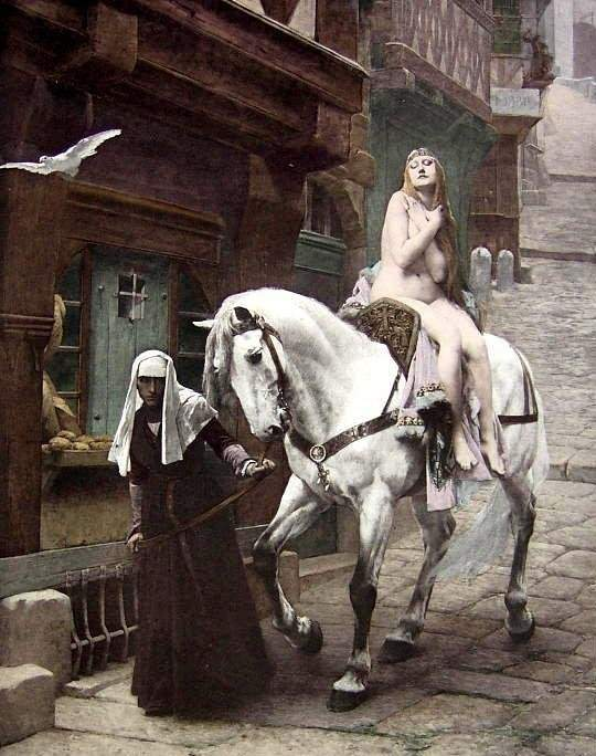 lady godiva lefebvre
