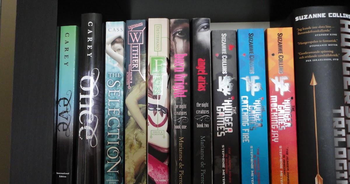 Petras Bokblogg: Bookshelf Tour - Del 2