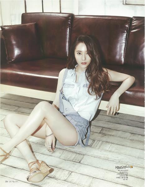 Krystal Jung Ceci May 2014