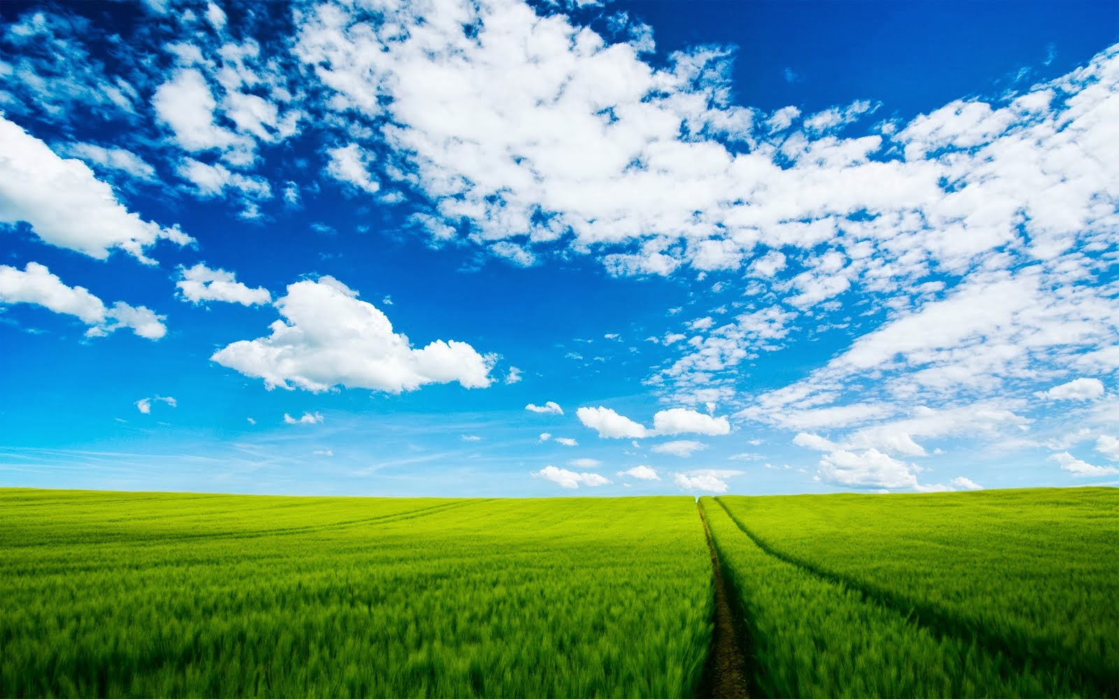 Wallpapers Zone: Beautiful Blue Sky Wallpapers