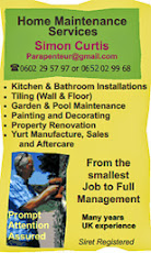 HOME MAINTENANCE SERVICES, SIMON CURTIS