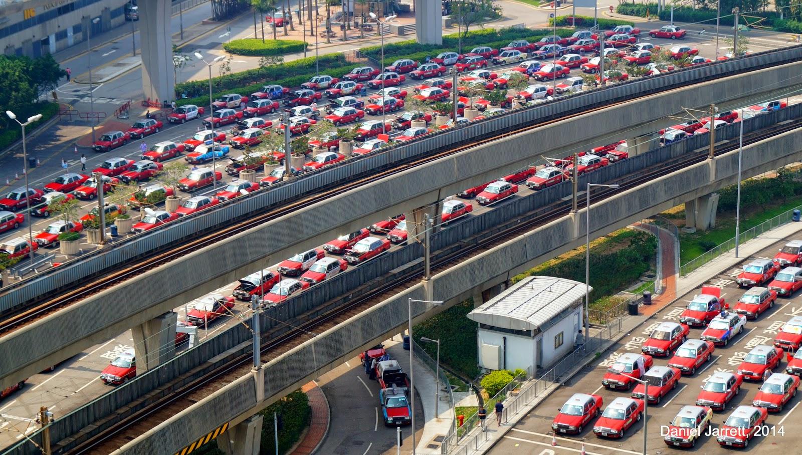 Hong Kong Airport Taxis Chek Lap Kok