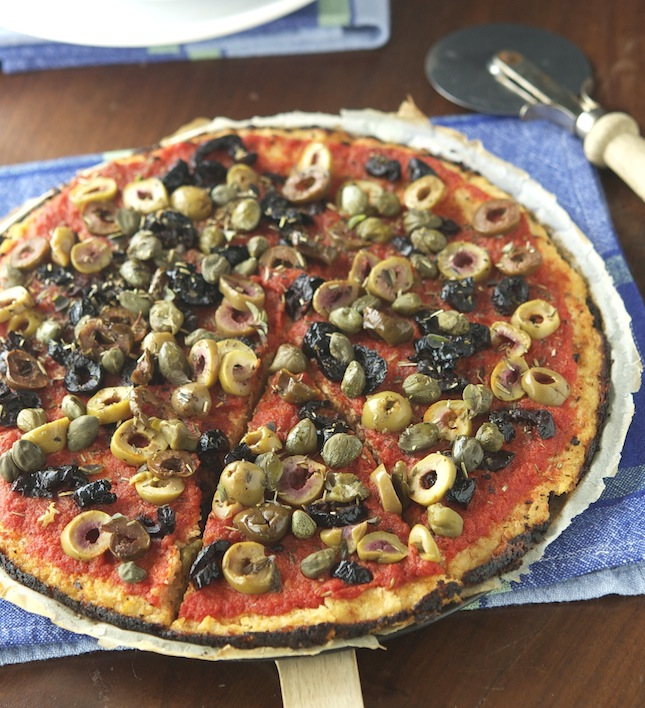 Paleo Pizza Marinana