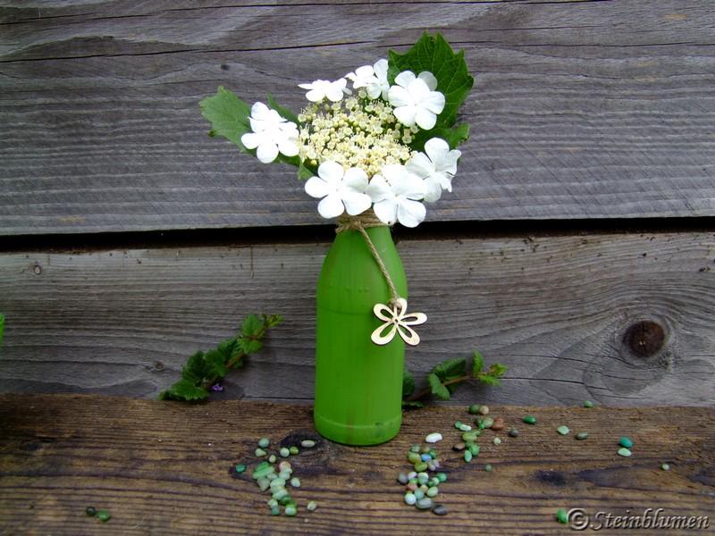 gruene Vase